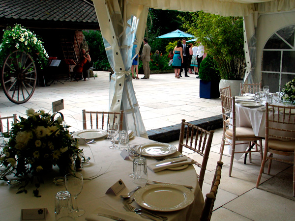 Wednesday Wedding Package At Batemans Barn